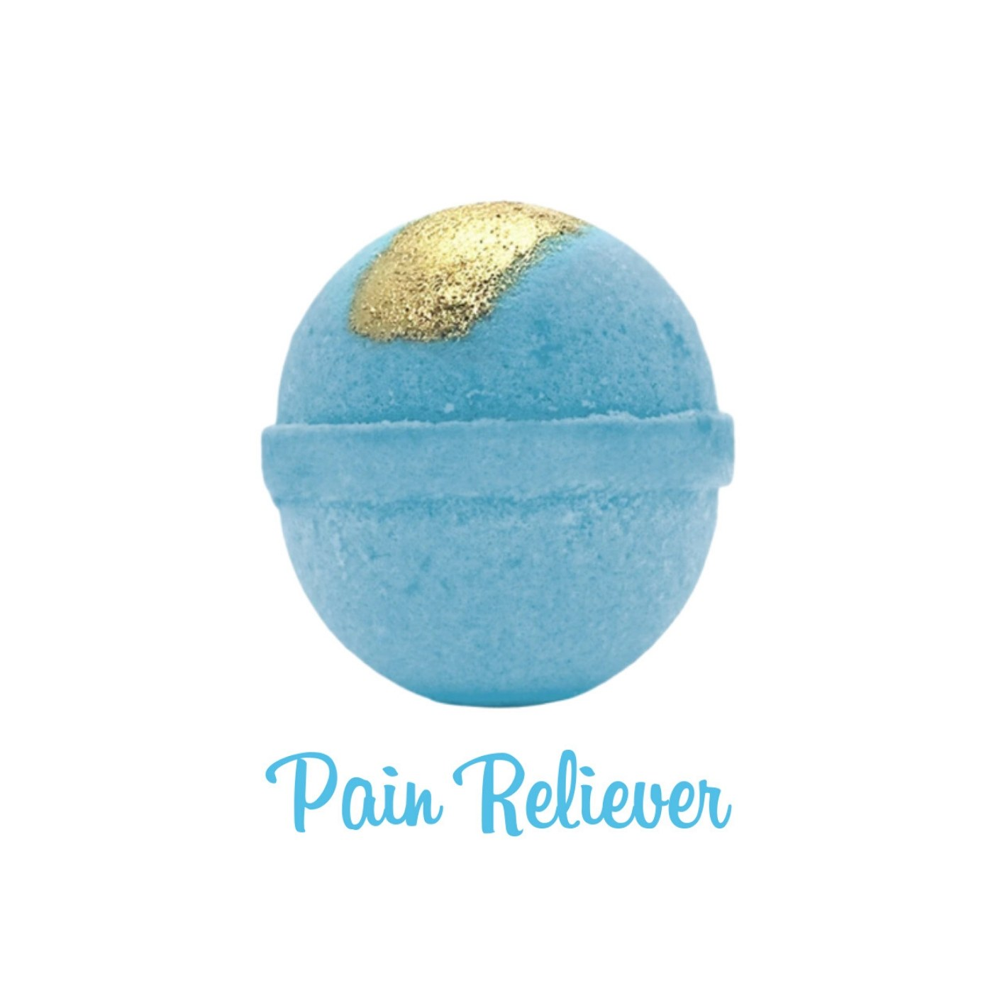 CBD Bath Bomb Pain Reliever