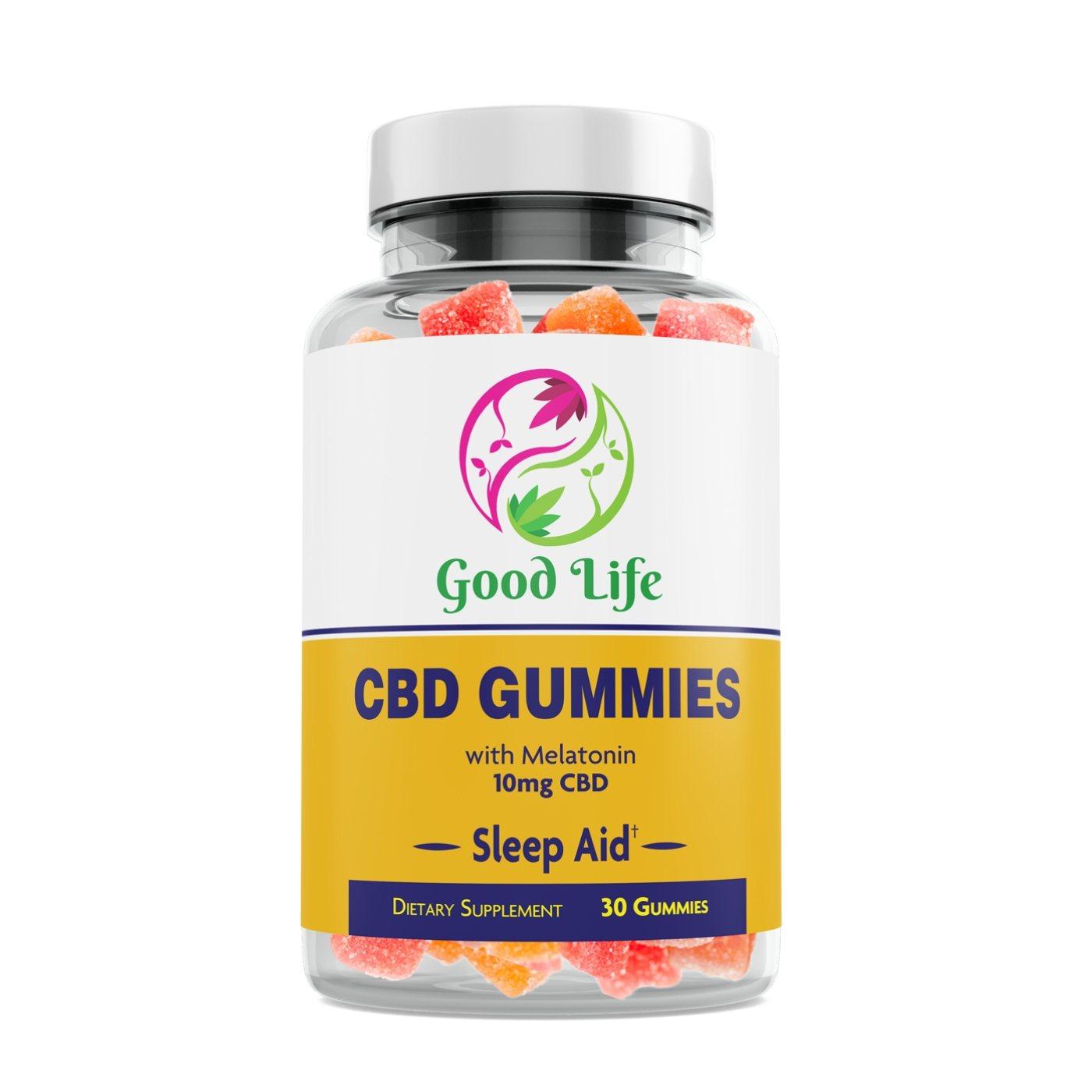 Sleep Aid CBD Gummies