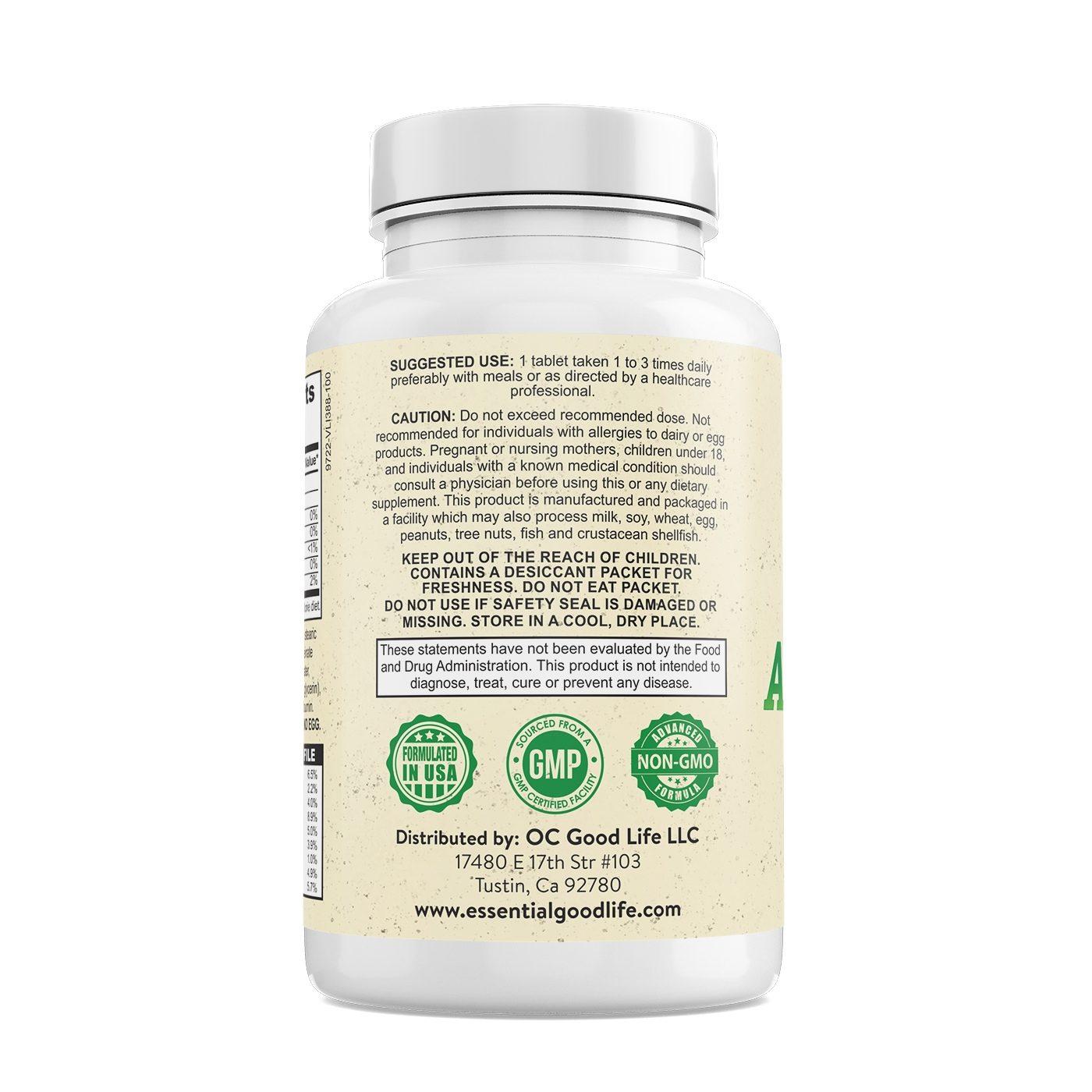 amino acid 1000mg