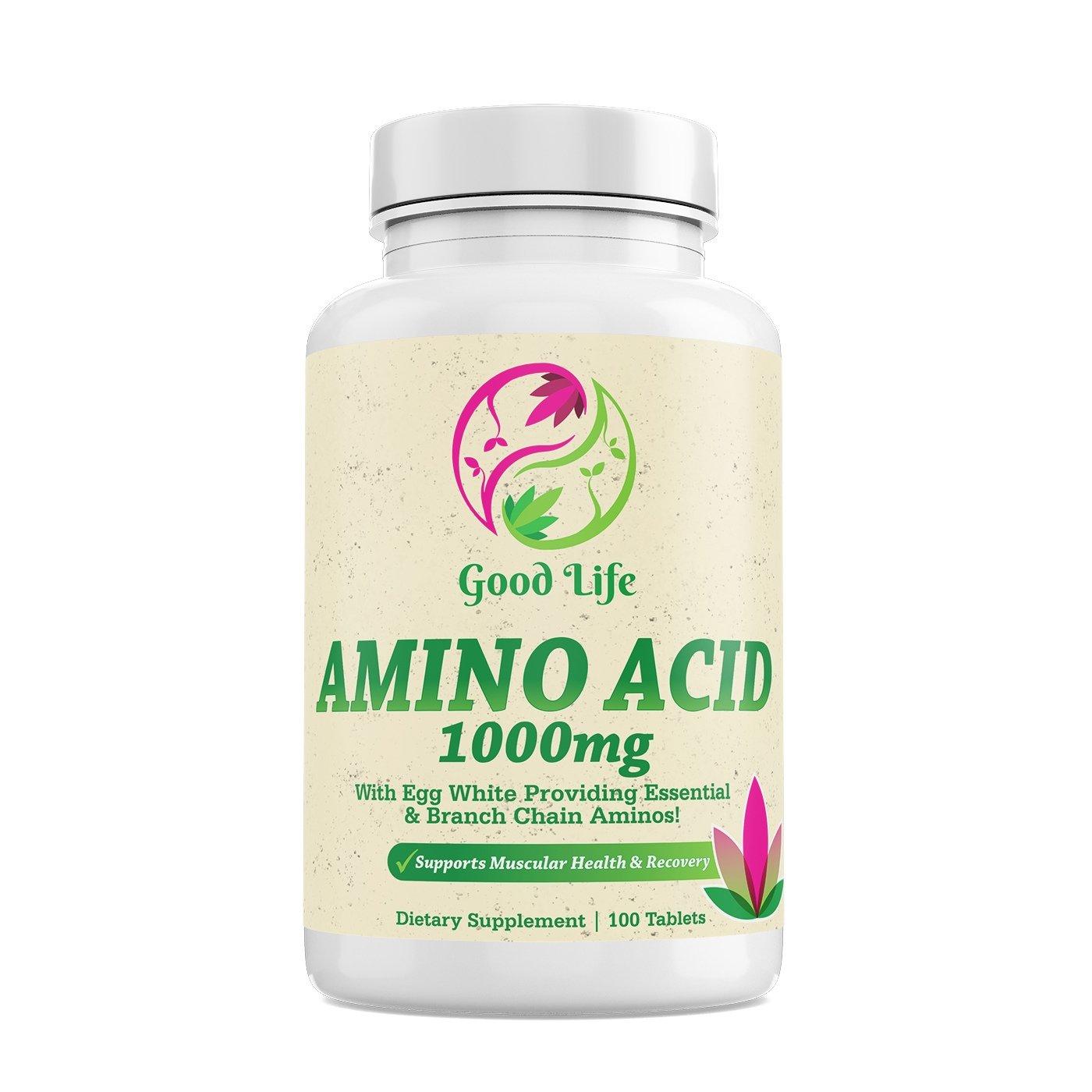 Amino Acids 1000mg