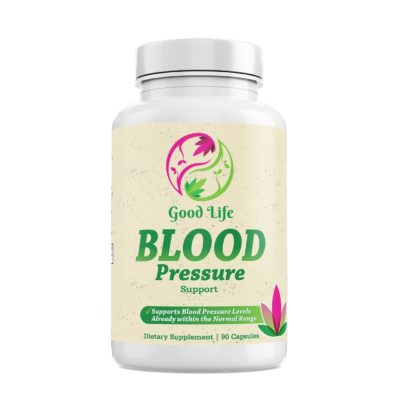 Blood Pressure Support Supplements