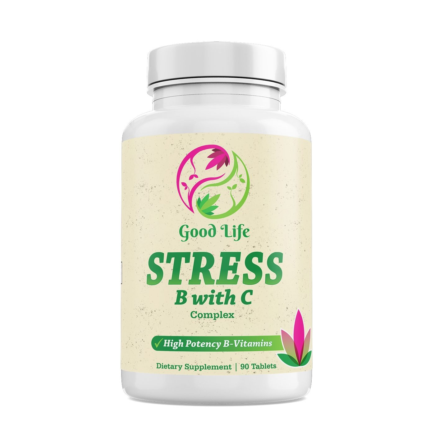 Stress Complex with Vitamin B