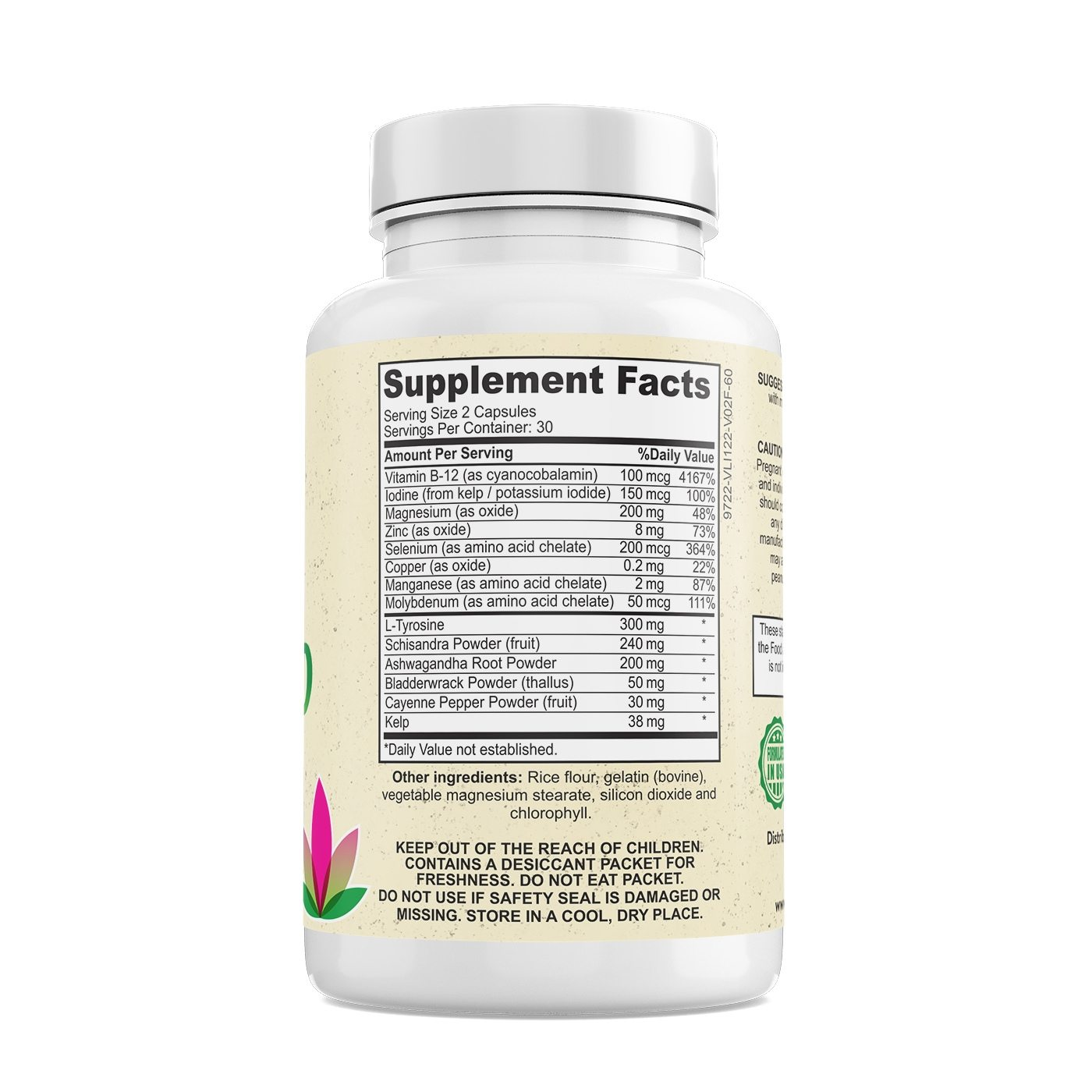 Thyroid Support 60ct-ing