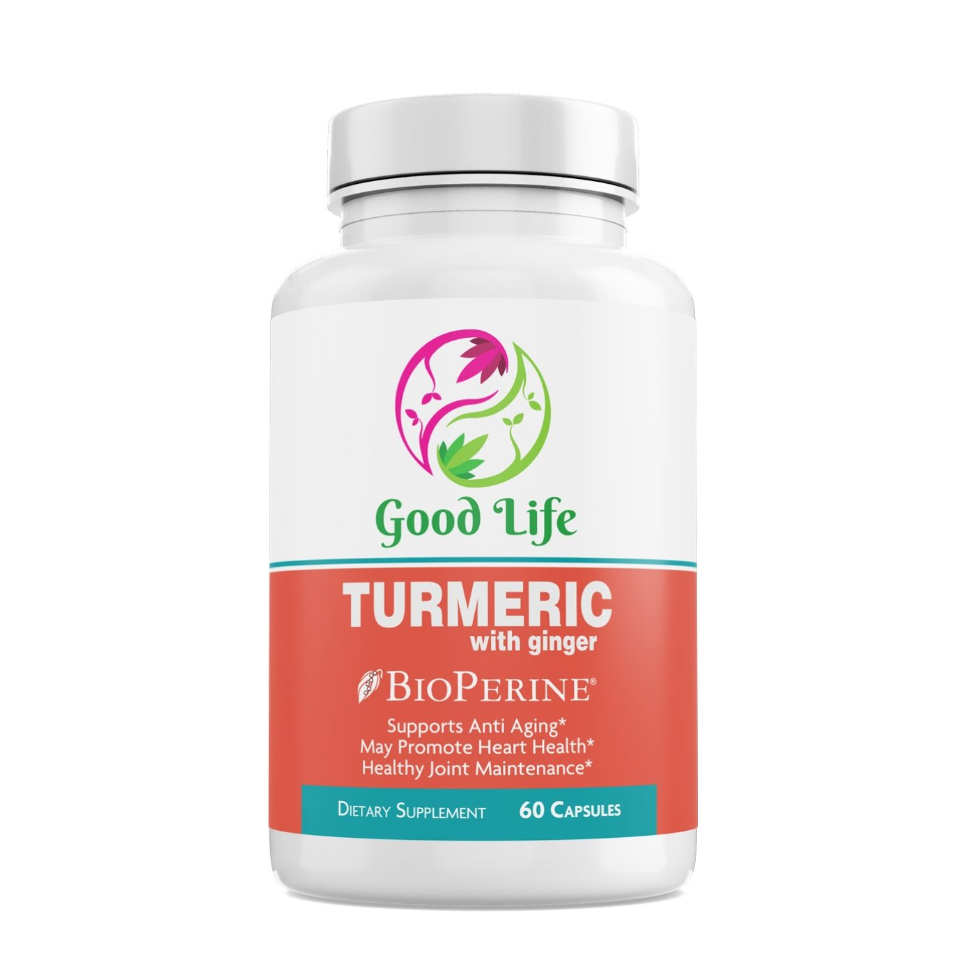 Turmeric with Ginger Anti-Aging